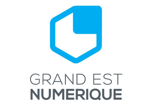 logo Grand Est Numérique